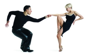 Танцы могут быть занятием-энергетиком