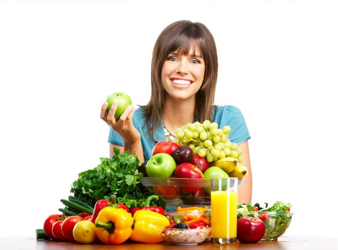правильное питание - залог долголетия и здоровья