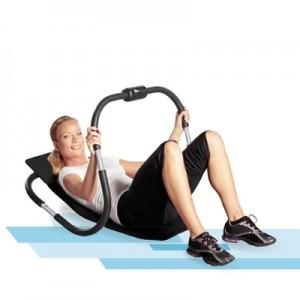 тренажер для мышц живота аб-ролер