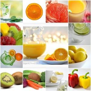 Витамин С укрепляет сосуды и помогает предотвращать варикозное расширение вен