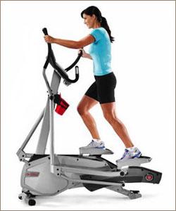 эллиптический тренажер– самый эффективный тренажердля похудения
