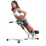 Спортивные тренажеры гиперэкстензия: как правильно выполнять упражнение