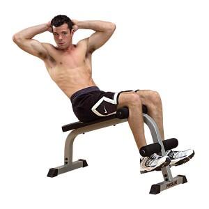 скамья – тренажер для спины и пресса