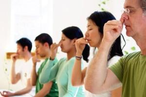 Дыхательные упражнения улучшают настроение