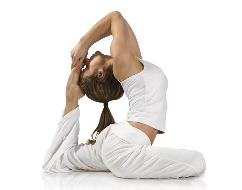 Модное направление – фитнес йога