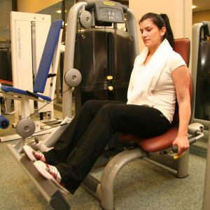 как выполнять упражнение на тренажере для икр