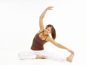 Красивый пресс - реальность с упражнениями йоги