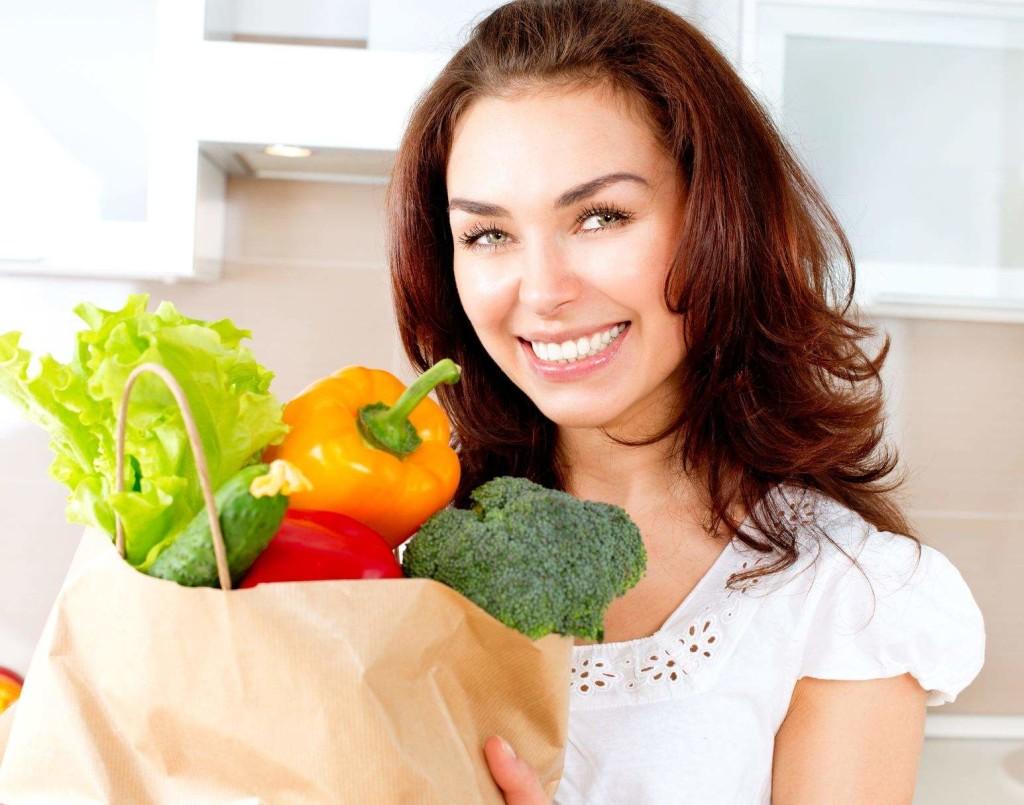 здоровое питание - путь к устранению лишних килограмм