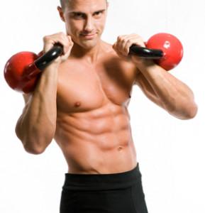 гири - самый лучший тренажер для всех групп мышц