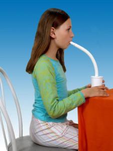 индивидуальный дыхательный тренажер