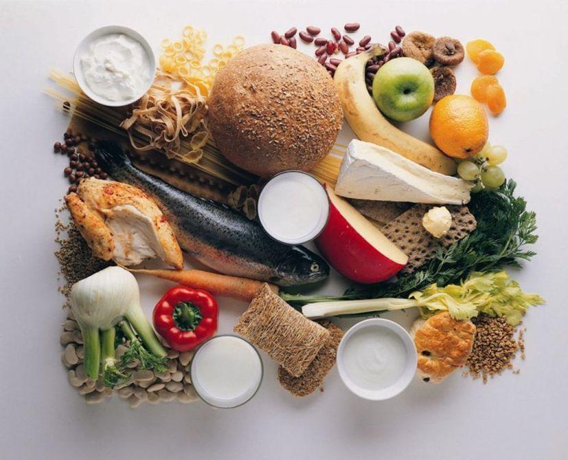 правильное и здоровое питание: как подобрать еду для рациона