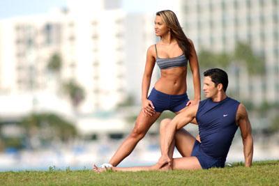 Укрепление здоровья через физические упражнения