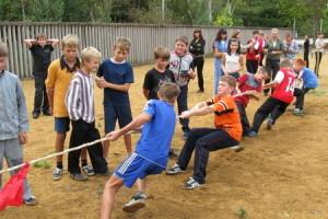 Социальные проекты для детей могут быть в виде соревнований
