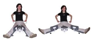 тренажер для растяжки ног шпагат