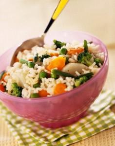 Рис пароварке получается особенно вкусным