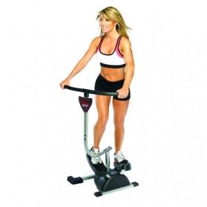 комплекс упражнений на спортивном тренажере кардио твистер