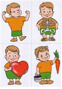 формирование основ здорового образа жизни у детей дошкольного возраста