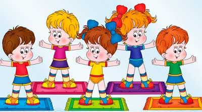 Формирование основ здорового образа жизни у дошкольников