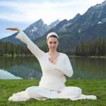 Знакомство с дыхательными упражнениями в йоге