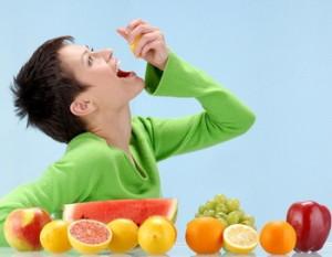 правильное питание и зож