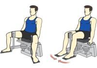 техника выполнения упражнения сведение ног в тренажере