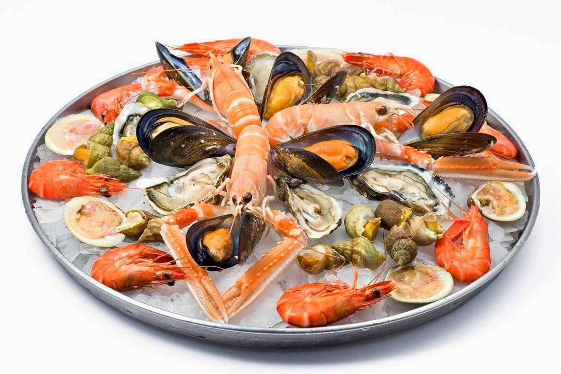 Морепродукты для поддержания сердечно-сосудистой системы мужчины