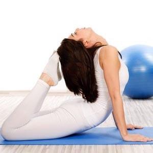 йога для позвоночника-упражнения