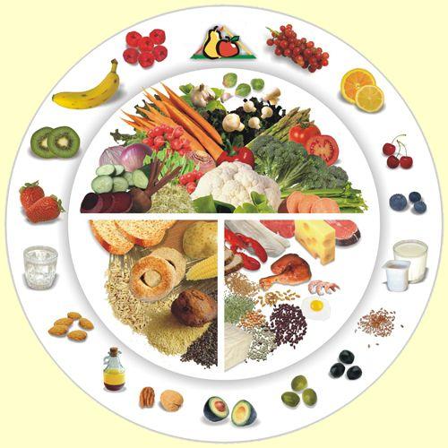 каким должен быть режим правильного питания для похудения