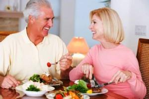 каким должно быть правильное питание после 60 лет