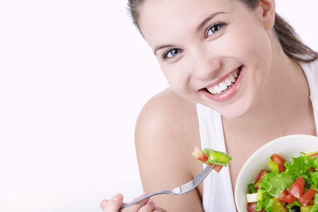 какой правильный режим питания