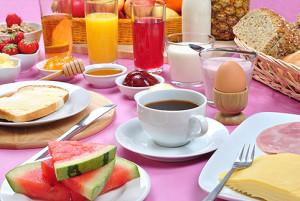 правильный рацион питания на день