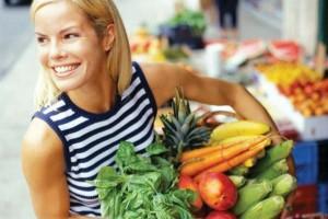 продукты здорового питания - основа зож