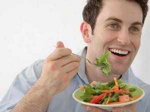 каким должен быть рацион здорового питания для мужчин