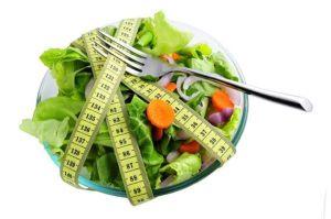 Овощи для похудания