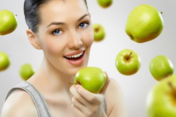 Яблочная разгрузка – прекрасный способ избавиться от лишнего жира