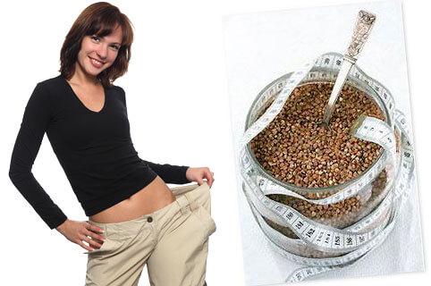похудение на гречневой диете