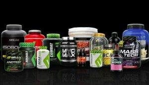 готовое спортивное питание