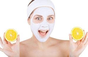 Использование маски против морщин
