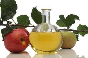 Яблочный уксус - отличный способ борьбы с растяжками