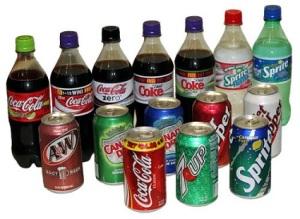 Газированные напитки, которые необходимо исключить из рациона питания