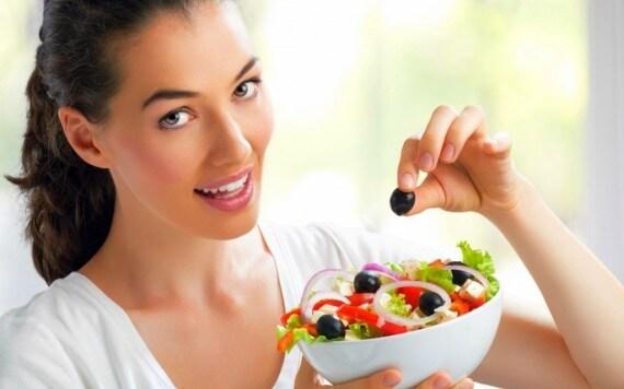 Похудение с помощью раздельного питания