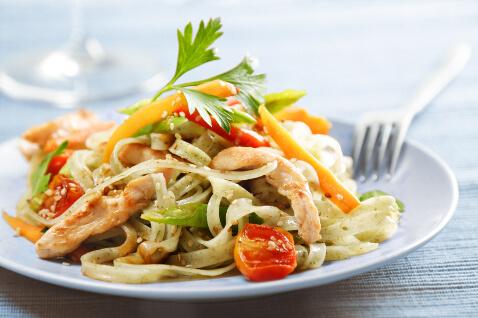одно из блюд диеты 1200 калорий