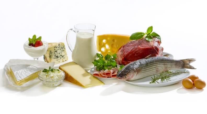 Белково-углеводное питание для наращивания мышечной массы тела