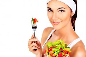 правильное и сбалансированное питание с помощью мобильных приложений
