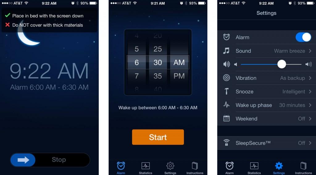 Умный будильник Smart Alarm