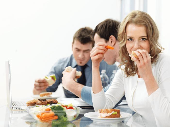 Еда от компании Performance Food вкусна и полезна!