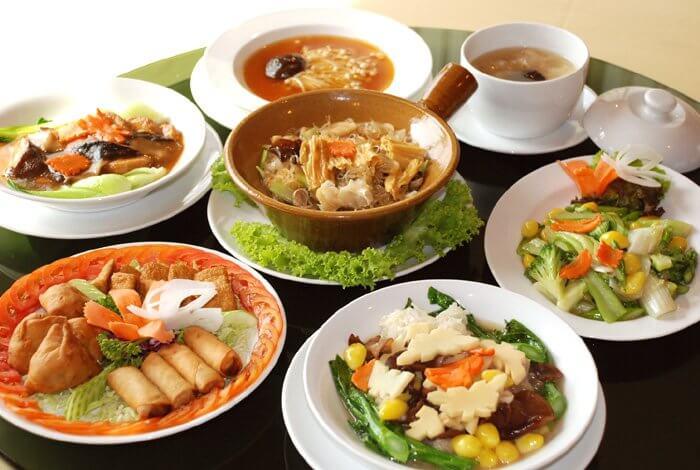 Разнообразие блюд от компании Performance Food