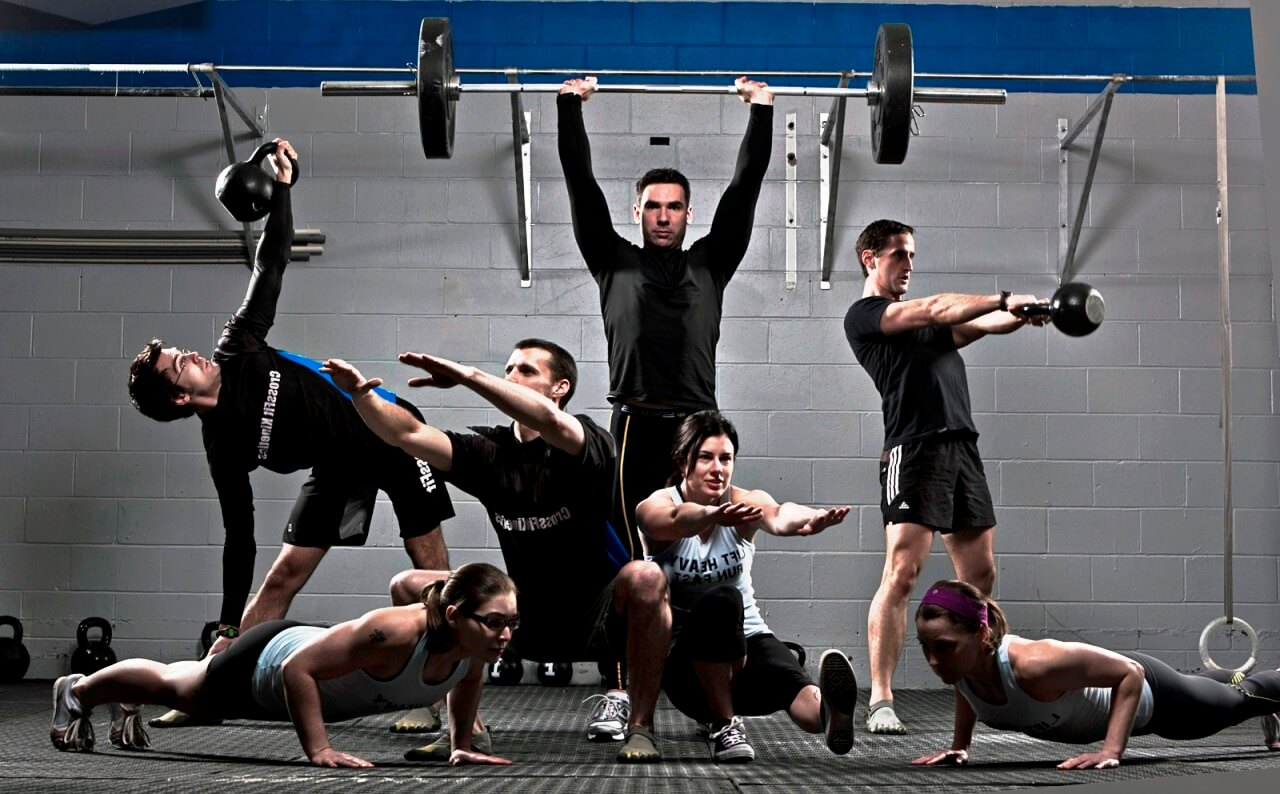 Занятия спортом, требующие приема спортивного питания