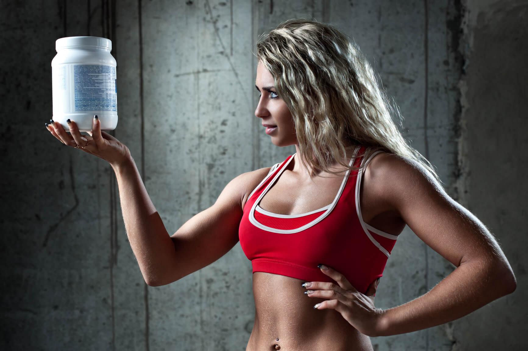 Важность, польза и особенности приема спортивного питания