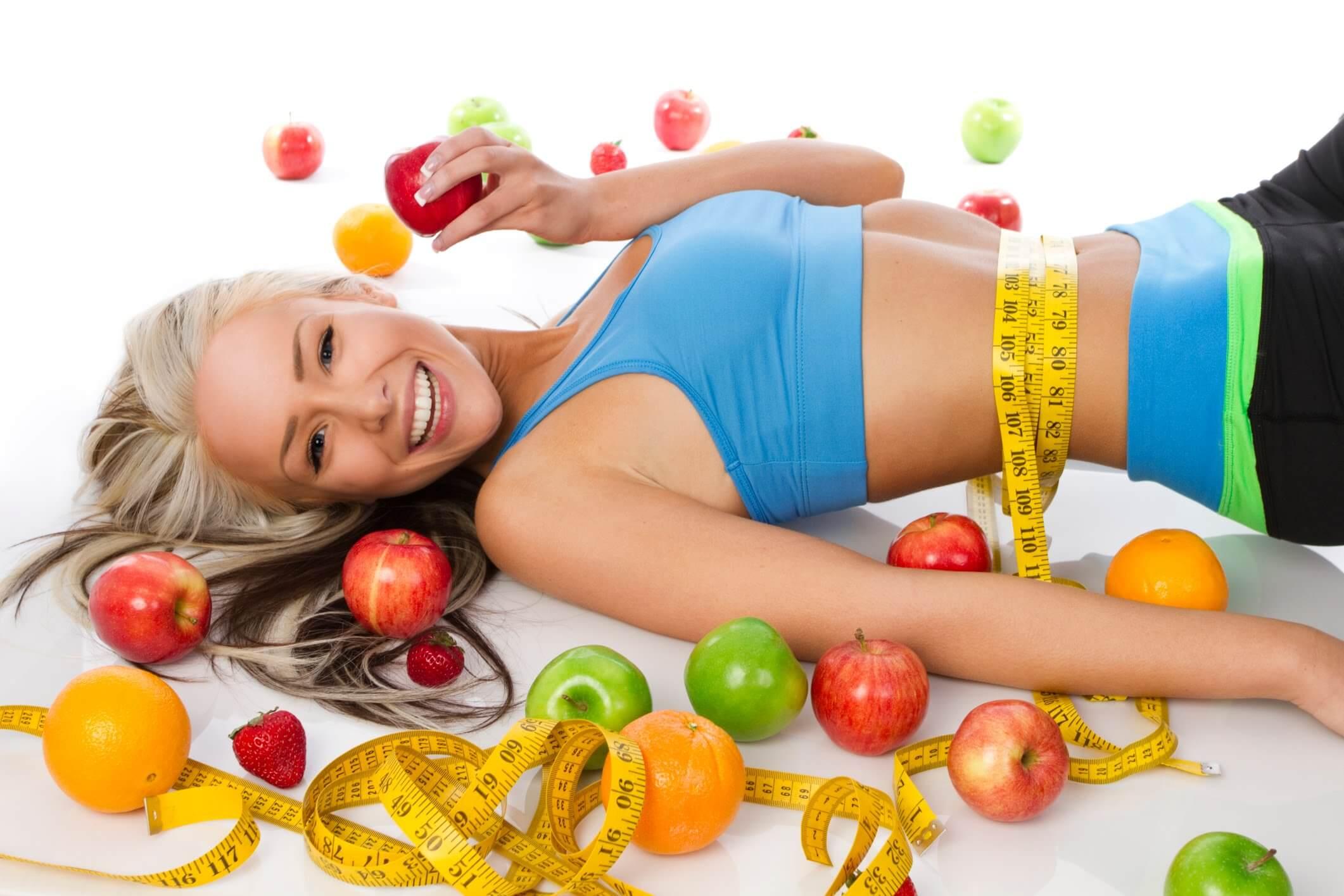 правильное питание для похудения инструкция